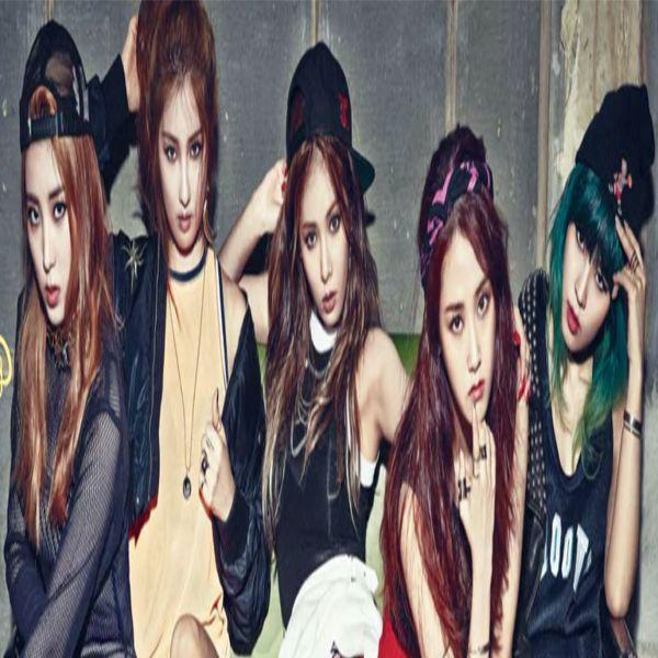 دانلود آهنگ کره ای گروه (4مینیت) 4minute با نام (چرا) Why by 4Minute | Why