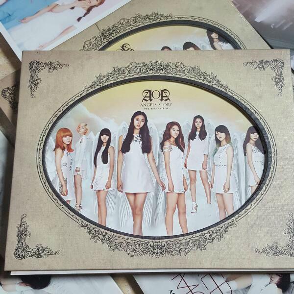 دانلود آهنگ کره ای گروه دختر (ای او ای) AOAبا نام (الویس)Elvis (به همراه ریمیکس Remix)