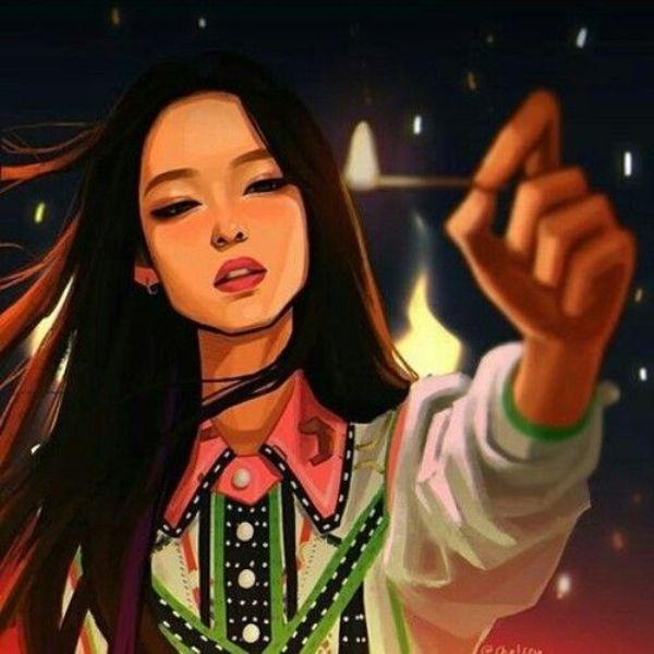 دانلود آهنگ کره ای گروه دختر (بلک پینک) Black Pink با نام (بازی با آتش) Playing With Fire