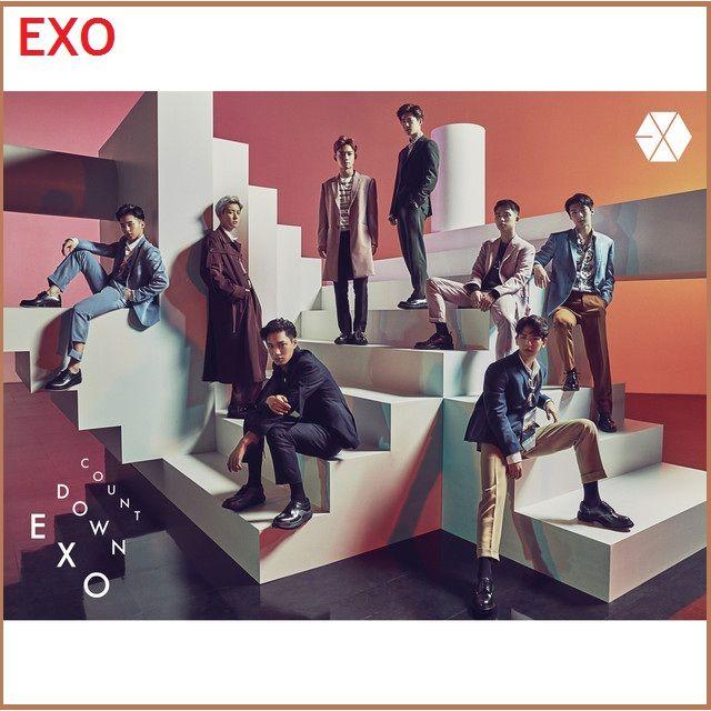 دانلود آهنگ کره ای گروه (اکسو) EXO-CBX با نام (بوسه الکتریکی) Electric Kiss