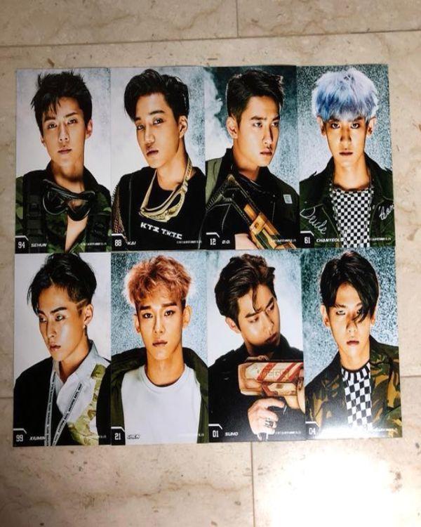 دانلود موزیک ویدیو کره ای گروه (اکسو) EXO با نام (قدرت) Power