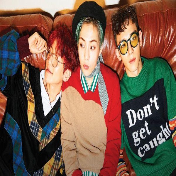 دانلود آهنگ کره ای گروه (اکسو) EXO-CBX با نام (هی ماما) Hey Mama