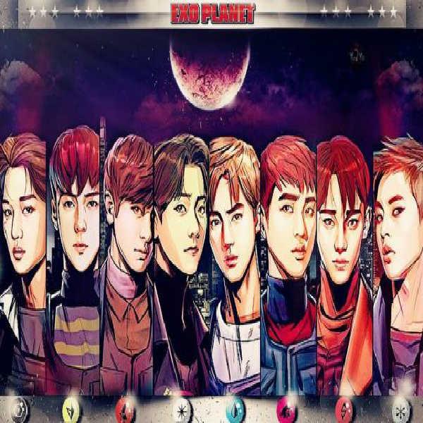 دانلود آهنگ کره ای گروه پسر (اکسو) Exo با نام (قدرت-توان-نیرو) Power