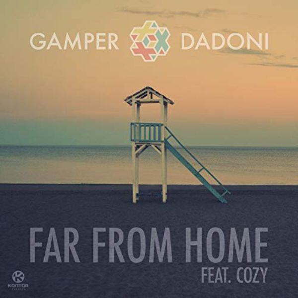 دانلود آهنگ (گامپر) Gamper & Dadoni با نام (به دور از خانه) Far from Home