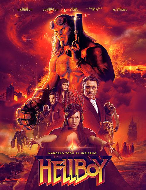 دانلود فیلم Hell Boy 3 (پسر جهنمی ۳) دوبله فارسی