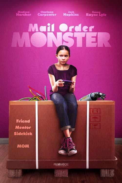 دانلود فیلم Mail Order Monster دوبله فارسی سفارش پستی هیولا