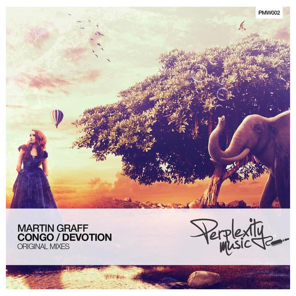 دانلود موزیک بیکلام Martin Graff (مارتین گرف) با نام Congo (کانگو)