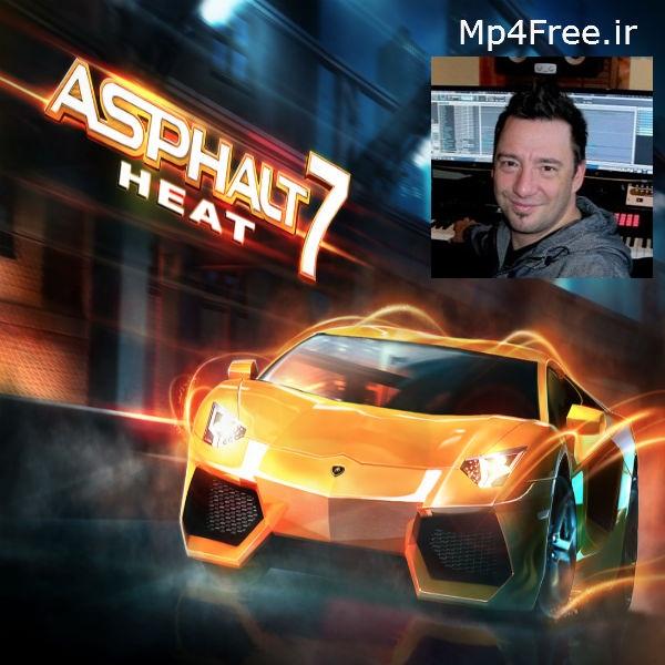 دانلود آلبوم کالکشن آهنگ های بازی Asphalt 7 از Mathieu Vachon
