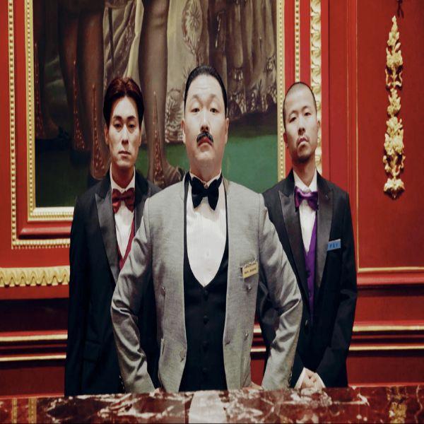 دانلود موزیک ویدیو کره ای (سای) PSY با نام (چهره جدید) New Face