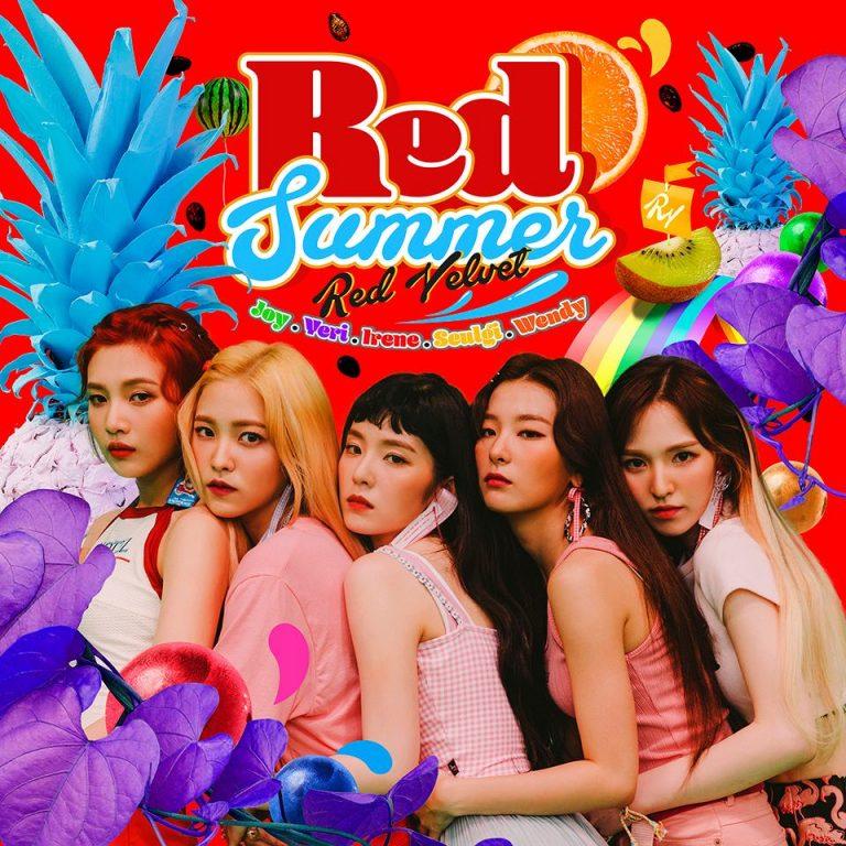 دانلود آهنگ کره ای گروه دختر (رد ولوت) Red Velvet با نام (عطر قرمز) Red Flavor