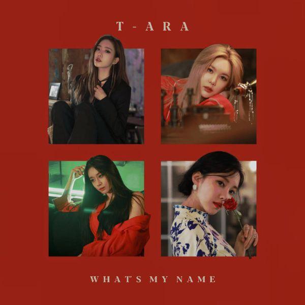 دانلود آهنگ کره ای گروه دختر (تی-آرا) T-ARA با نام (اسم من چیه) Whats my name