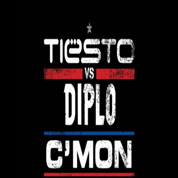 دانلود آهنگ بی کلام (تیستو) Diplo & Tiesto با نام (بیا دیگه) CMon