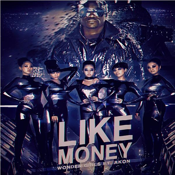 دانلود آهنگ کره ای گروه (واندر گرلز) Wonder Girls با نام (مثل پول) Like Money (به همراه ریمیکس Remix)