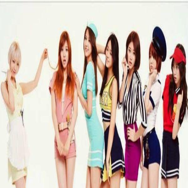 دانلود موزیک ویدیو کره ای گروه (ای او ای) با نام (موی کوتاه) - AOA – Short Hair Music Video