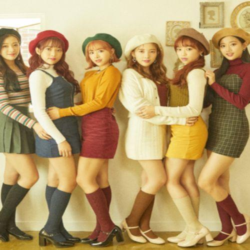 دانلود موزیک ویدیو کره ای گروه 2015 (آوریل) April با نام (موها) Muah