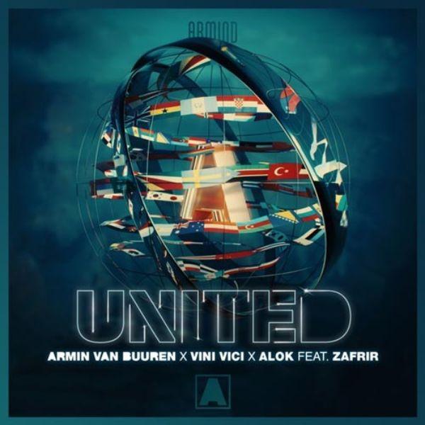 دانلود آهنگ بی کلام 2018 (آرمین ون بورن) Armin van Buuren با نام (متحد) United