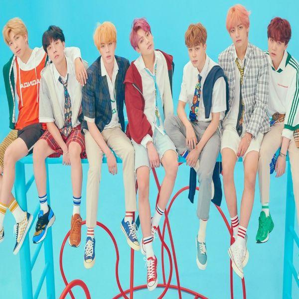 دانلود موزیک ویدیو کره ای بنام (دویدن) RUN از گروه (بی تی اس) BTS