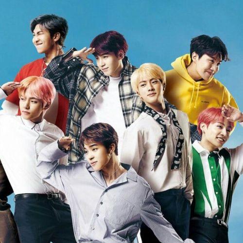دانلود موزیک ویدیو کره ای گروه (بی تی اس) BTS با نام (طلایی بمان) Stay Gold