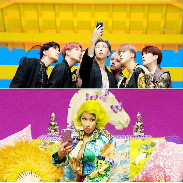 دانلود موزیک ویدیو کره ای گروه (بی تی اس) BTS با نام IDOL