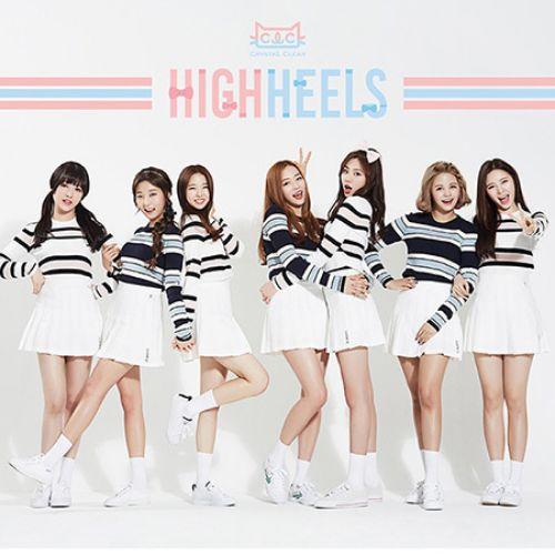 دانلود موزیک ویدیو کره ای گروه (سی ال سی) CLC با نام (پاشنه بلند) High Heels