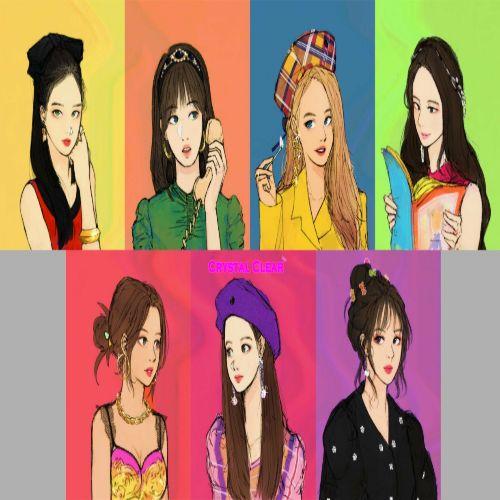 دانلود موزیک ویدیو کره ای گروه (سی ال سی) CLC با نام (پسندیدن) Like