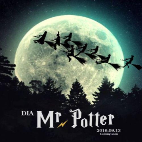 دانلود موزیک ویدیو کره ای گروه (دیا) DIA با نام (آقای پاتر)Mr. Potter