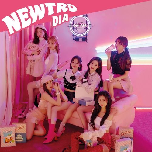 دانلود موزیک ویدیو کره ای گروه (دیا) DIA با نام (وووا)Woowa