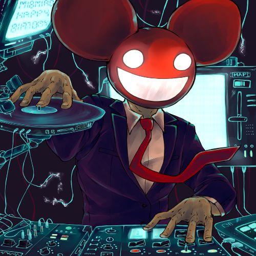 دانلود آهنگ (ددماوس) Deadmau5 با نام (غوتس ان استاف) Ghosts n Stuff(به همراه ریمیکس Remix)