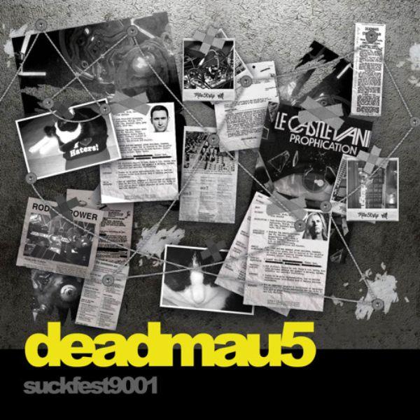 دانلود آهنگ بی کلام (ددماوس) Deadmau5 با نام Suckfest9001