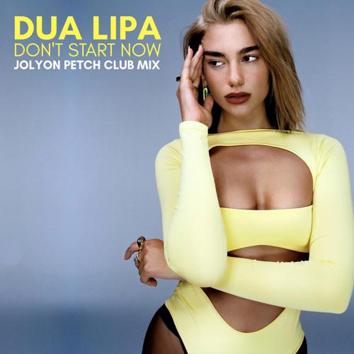دانلود آهنگ (دوآ لیپا) Dua Lipa با نام (اکنون شروع نکنید) Don't Start Now (به همراه ریمیکس Remix)