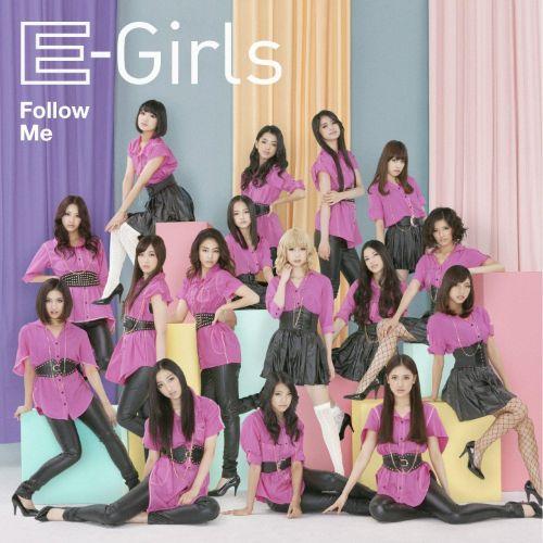 دانلود موزیک ویدیو ژاپنی (ای-گرلز) E-girls با نام (بیا دنبالم) Follow Me