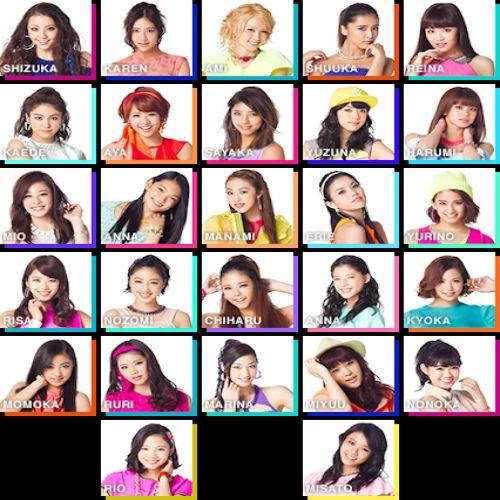 دانلود موزیک ویدیو ژاپنی (ای-گرلز) E-girlsبا نام (فقط الماس) Diamond Only