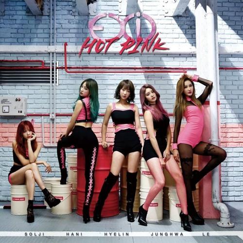 دانلود موزیک ویدیو کره ای گروه (اکس ای دی) EXID با نام (صورتی داغ) Hot Pink