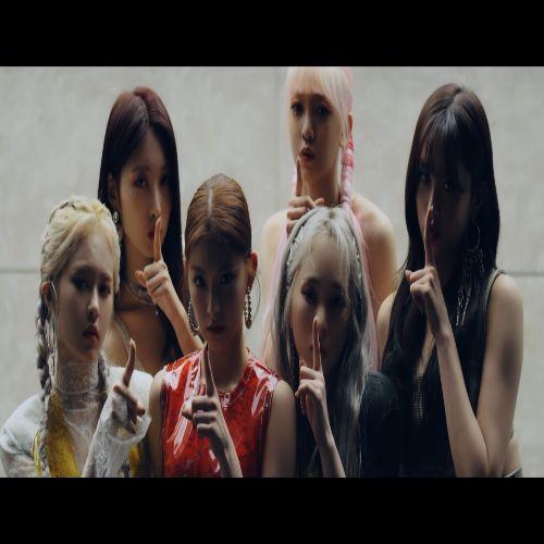 دانلود موزیک ویدیو کره ای گروه (اور گلو) Everglow با نام (آدیوس) Adios
