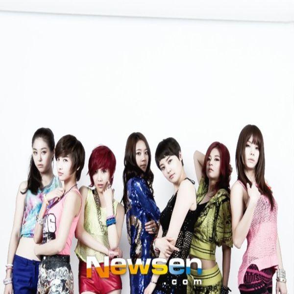 گروه (گانگکیز) Gangkiz با نام (ماما) Mama آهنگ کره ای