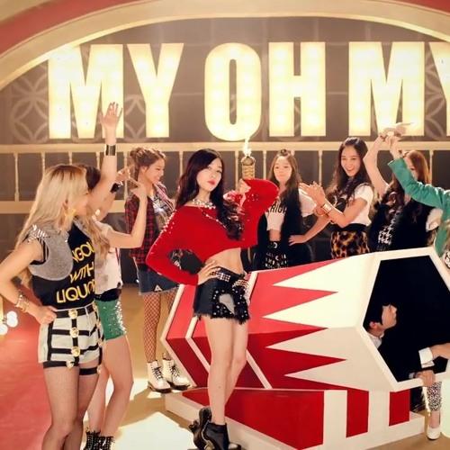 دانلود موزیک ویدیو Girls Generation (SNSD) با نام My oh My