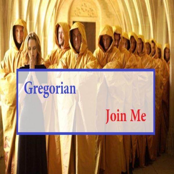 دانلود آهنگ گروه سرود مذهبی (گرگورین) Gregorian با نام (به من ملحق شو) Join Me