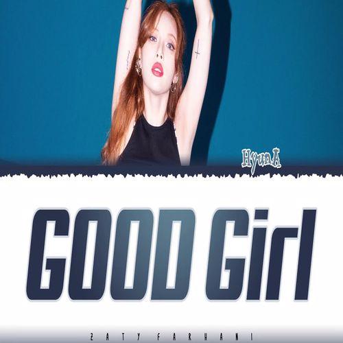 دانلود موزیک ویدیو کره ای (هیونا) Hyuna با نام (دختر خوب) GOOD GIRL