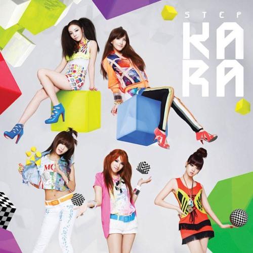 دانلود موزیک ویدیو کره ای گروه (کارا) Kara با نام (مرحله , گام , قدم) STEP