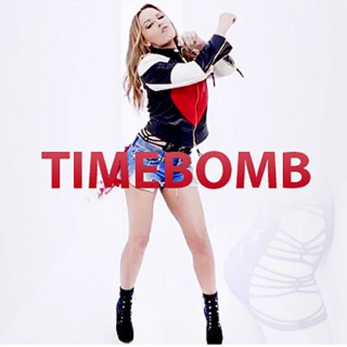 دانلود موزیک ویدیو (کایلی مینوگ) Kylie Minogue با نام (بمبزمان) Timebomb
