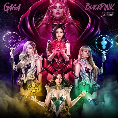 دانلود آهنگ (لیدی گاگا و بلکپینک) Lady Gaga & Blackpink با نام (آب نبات ترش) Sour Candy