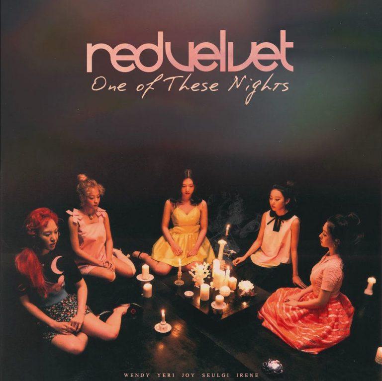 دانلود موزیک ویدیوکره ای گروه (رد ولوت) Red Velvet با نام (یکی از این شب ها) One Of These Nights