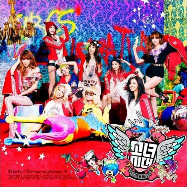 دانلود موزیک ویدیو کره ای گروه (گرلز جنریشن) Girls Generation (SNSD) با نام I Got a Boy