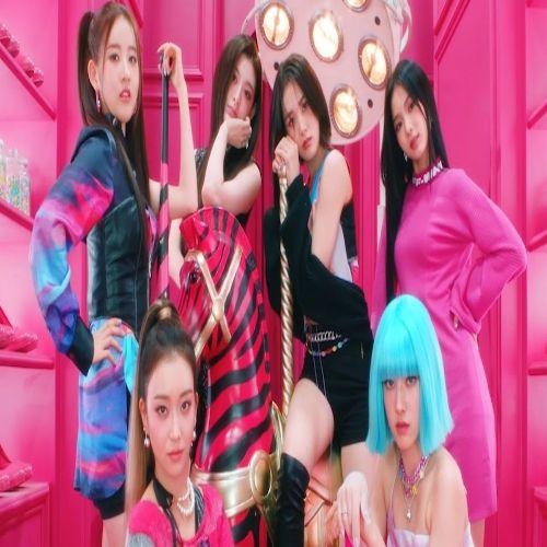 دانلود موزیک ویدیو کره ای گروه (ستیک) STAYC با نام (خیلی بد) SO BAD