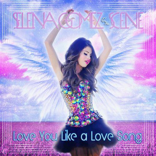 دانلود آهنگ (سلنا گومز) Selena Gomez با نام (دوستت دارم مثل آهنگ عاشقانه) Love You Like A Love Song