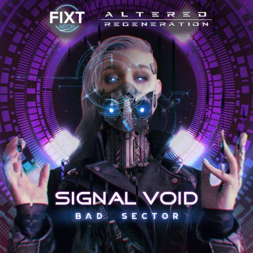 دانلود آهنگ بیکلام (فید می) Signal Void با نام (بخش بد , ناحیه خراب مضر) Bad Sector