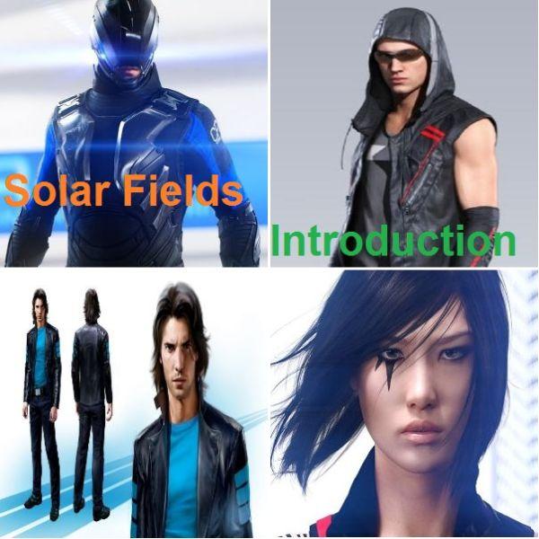 دانلود آهنگ بی کلام (سلور فیدز) Solar Fields با نام (معرفی) Introduction