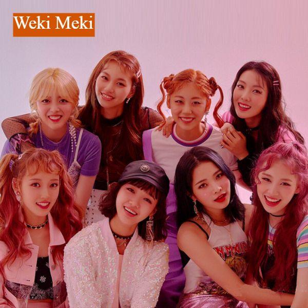 دانلود موزیک ویدیو کره ای گروه (ویکی میکی) Weki Meki با نام Crush