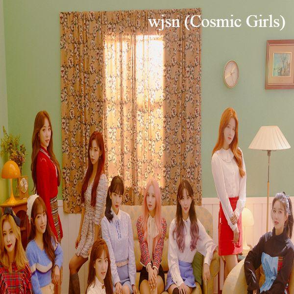 دانلود موزیک ویدیو کره ای گروه 2019 (کوسمیک گرلز) Cosmic Girls با نام (از یو ویش) As You Wish